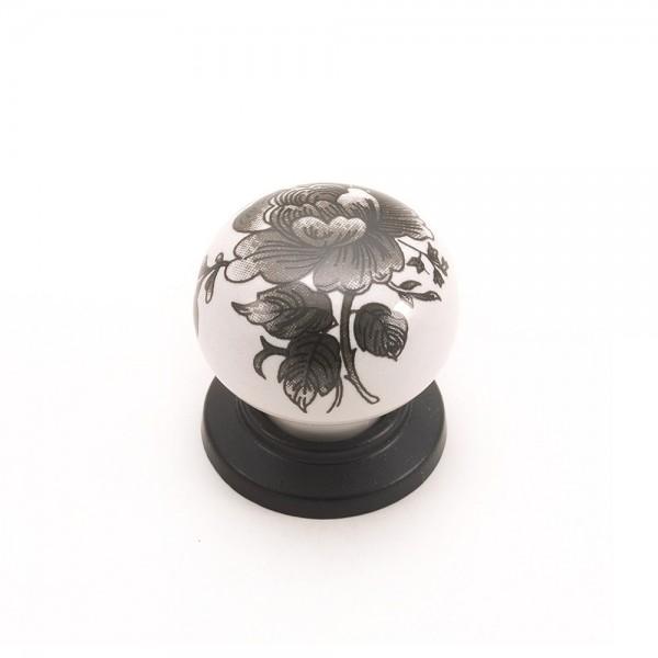 Porselen Düğme Kulp