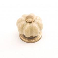 Porselen Antique Rustic Düğme Kulp