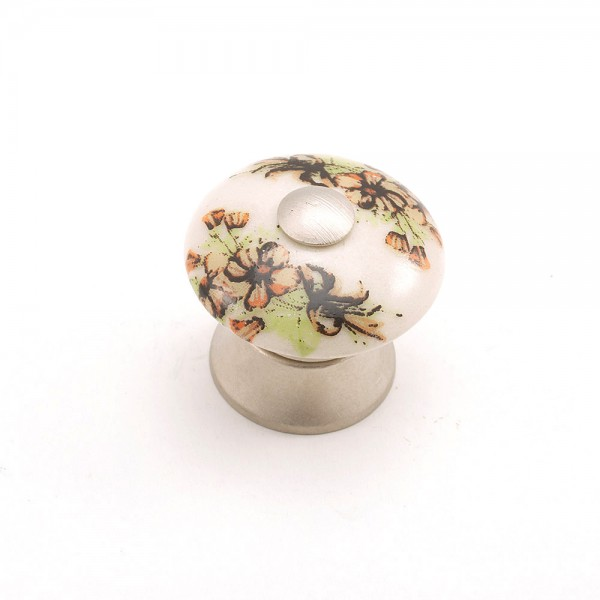 Porselen Dicle Düğme Düğme Kulp